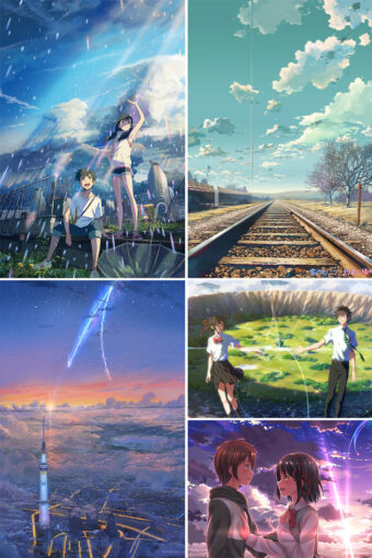 Anime Landscape Posters | Anime Posters Ver2