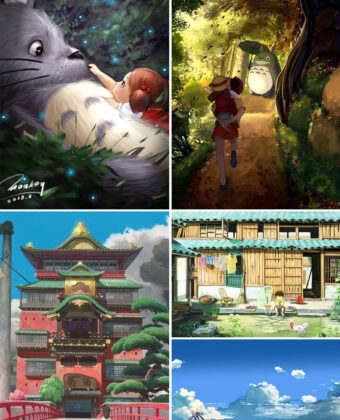 Anime Landscape Posters   Anime Posters Ver3