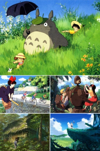 Anime Landscape Posters | Anime Posters Ver5