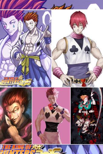 Hisoka Anime Posters