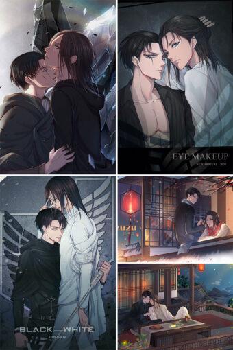 EreRi Anime Posters Ver2