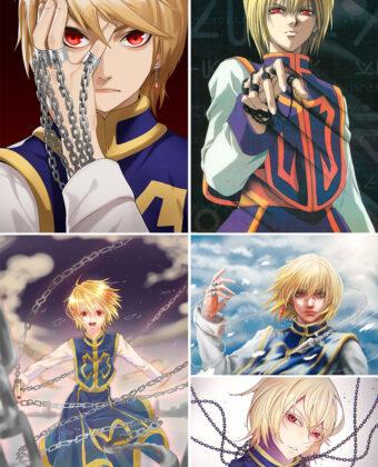 Kurapika Anime Posters Ver1