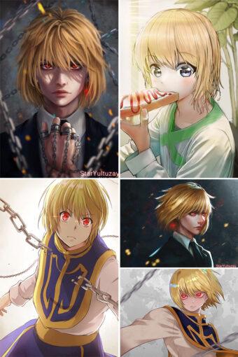 Kurapika Anime Posters Ver2