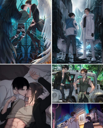 EreRi Anime Posters Ver4