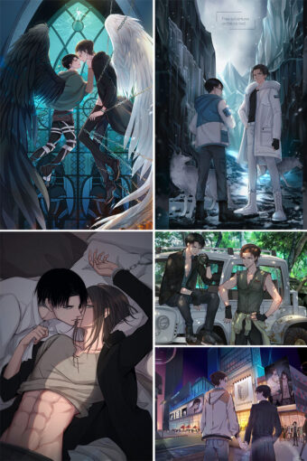 EreRi Anime Posters Ver3