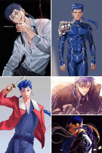 Lancer Anime Posters Ver1