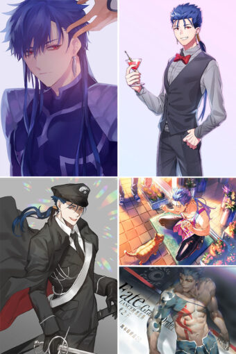 Lancer Anime Posters Ver2