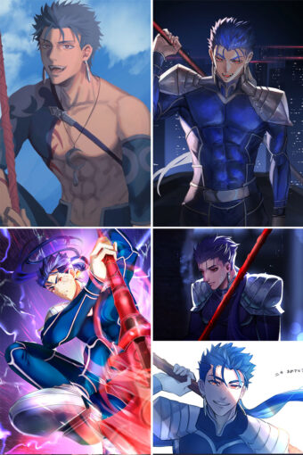 Lancer Anime Posters Ver3