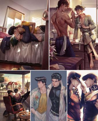 Diamond Is Unbreakable Anime Posters Ver4