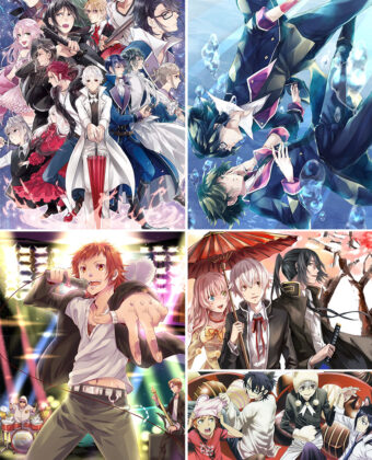 K Project Anime Posters Ver3