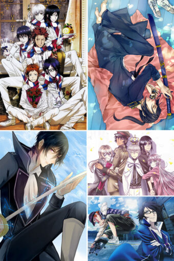 K Project Anime Posters Ver4