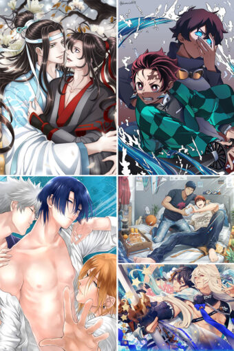 BL Anime Posters Ver2