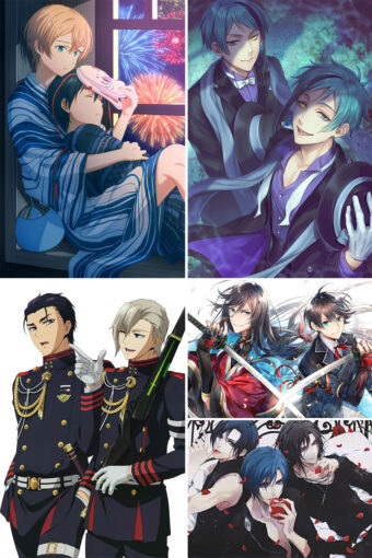 BL Anime Posters Ver3
