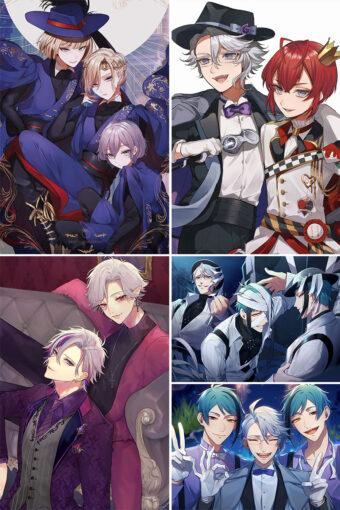 BL Anime Posters Ver5