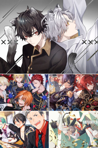 BL Anime Posters Ver8