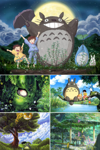 Anime Landscape Posters | Anime Posters Ver7